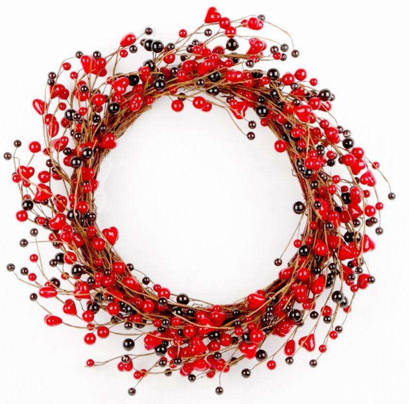 Red/ Wine berry wreath